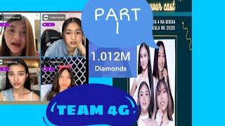 Download PART 1 TEAM 4G PELIKULA SPOTLIGHT LIVE ON KUMU || Kaori Oinuma, KARINA, LIE, JELAY ¦¦ SEPT 23, 2020