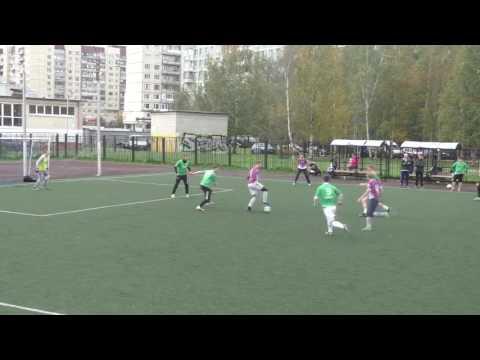 Прекрасный розыгрыш мини-футбольного штрафного - Видео онлайн