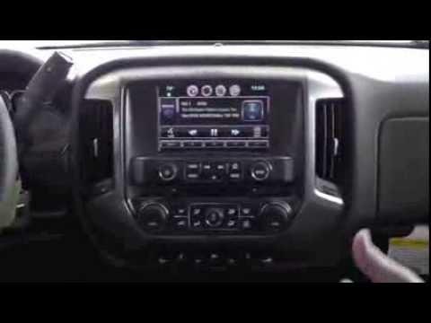 Mylink Walk Through 2014 Chevrolet Silverado Johnson