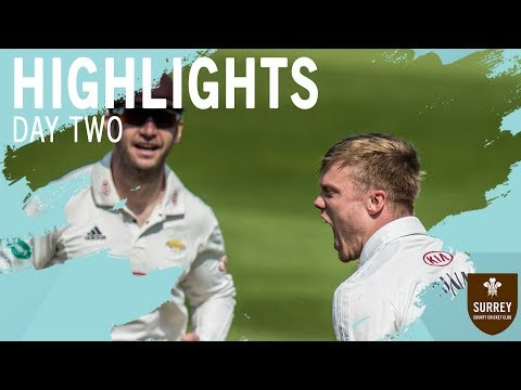 Surrey v Hampshire - Day 2 - Specsavers County Championship
