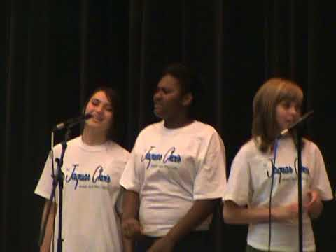 Aretha Franklin Medley (Wigwam Creek Middle School Choir Concert)