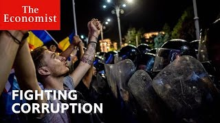 Can you really fight corruption The Economist