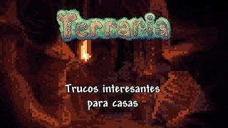 Trucos interesantes para Casas - Terraria 1.3