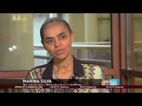 Interview with Marina Silva