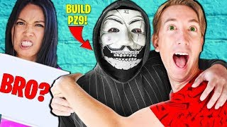 The NEW CWC Spy Ninja! How To Build PZ9 In Minecraft - PZ9 Joins Chad, Vy, Daniel and Regina