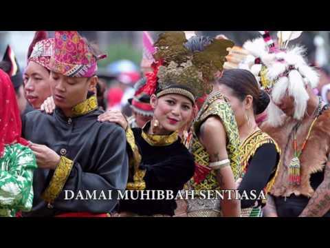 Sarawak Ibu Pertiwiku HD 2017