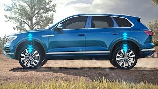 Volkswagen Touareg 2019 Technological Features смотреть
