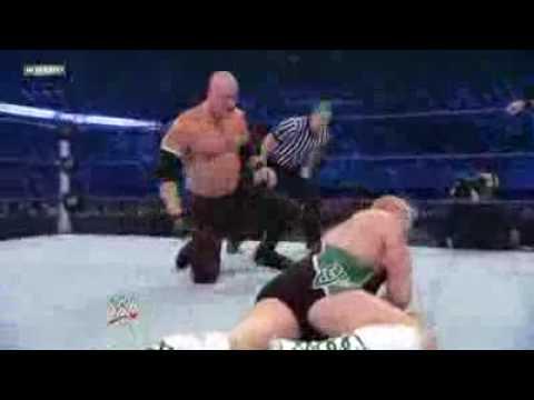 Friday Night Smackdown! 9/4/09 - Kane & Mike Knox vs. Finlay & The Great Khali [Part 2/2]