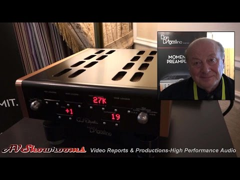 Dan D'Agostino Master Audio Systems, Progression Mono Amplifier, Momentum M400, Phono Stage, CES