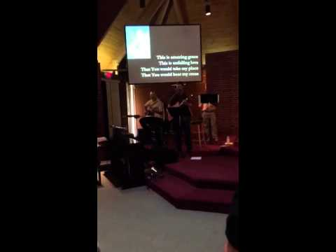 This Is Amazing Grace (Live At Faith Lutheran Church In Sugar Land, TX)
