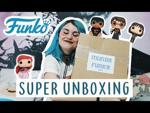 SUPER UNBOXING FUNKO POP!! / mundofunko