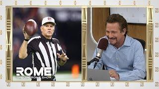 NFL Refs Blow Major Calls | The Jim Rome Show