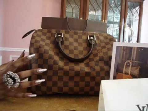Louis Vuitton Speedy 30 Damier