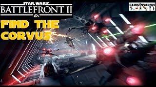 Star Wars: Battlefront 2 Single Player Campaign! (Find the Corvus) Walkthrough 3
