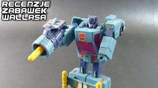 Turbomaster Boss - recenzja zabawki - Transformers Generation One