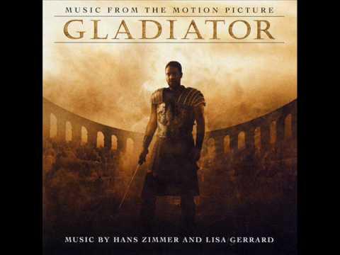 colonna sonora gladiatore