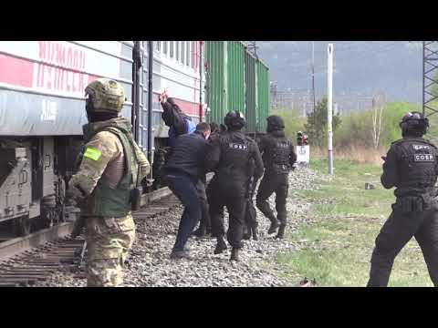 Антитеррористические учения в Шелехове
