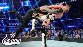 WWE Wal3ooha:  رومان رينز يواجه بادي ميرفي داخل الحلبة