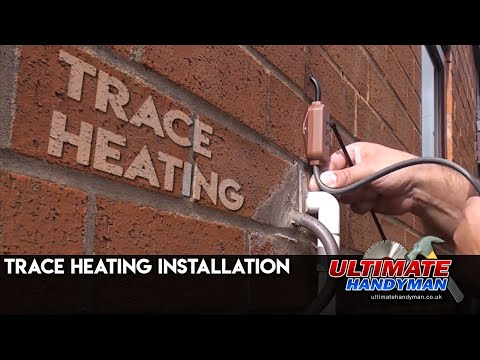 Trace heating