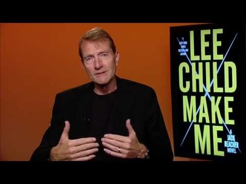 New York Times bestseller Lee Child, author of Make Me and Jack ...