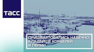 Пришвартовались навечно: кладбище кораблей в Перми thumbnail