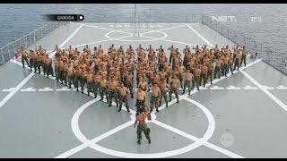 Download Video GARUDA -  Armada Jaya 2016, Latihan Puncak TNI AL MP3 3GP MP4