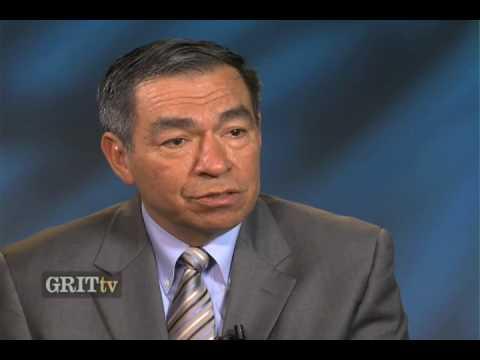 GRITtv: Lt. General Ricardo Sanchez: Personal Struggle