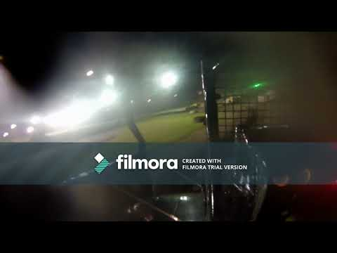 Airborne Park Speedway, Sportsman Mod In-Car, Feature #1 8/25/18