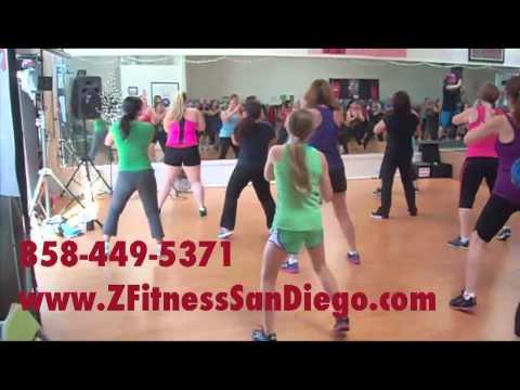 Zumba Classes San Diego – Zumba Class San Diego – 1-8
