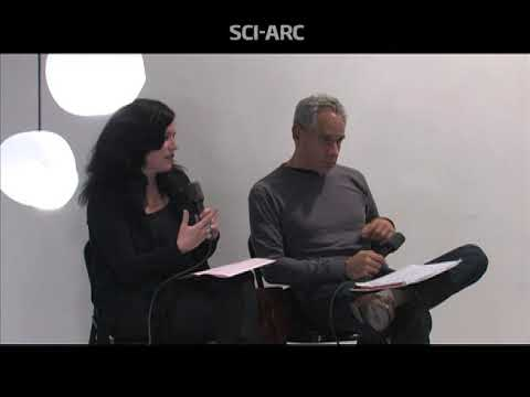 Marcelyn Gow & Eric Owen Moss: Aqueotrope discussion (February 1, 2013)