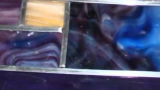видео Витраж Decra Led - материалы изготовления шкафов купе в Москве
