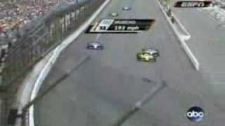 vuclip Roberto Moreno 91st Indy Crash (2007)