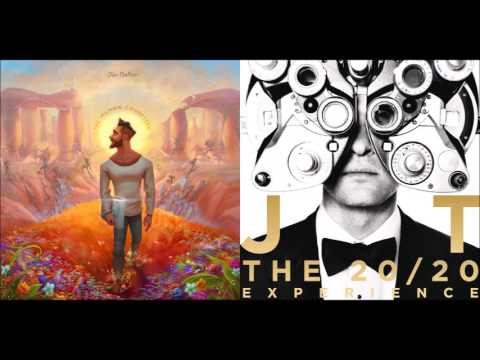 Mirrors Of God - Jon Bellion vs Justin Timberlake (Mashup)