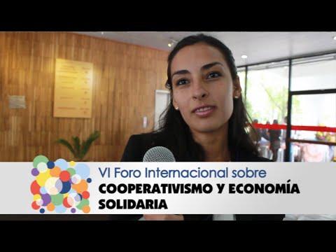 Diana Castillo. Dirección de Economía Social Solidaria, Costa Rica