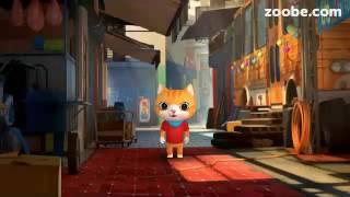 Zoobee: gatto Barkley