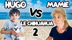 Quand HUGO retrouve MAMIE... Et son CHIHUAHUA - Angie la Crazy Série