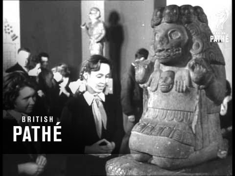Mexican Art In Moscow (1960)