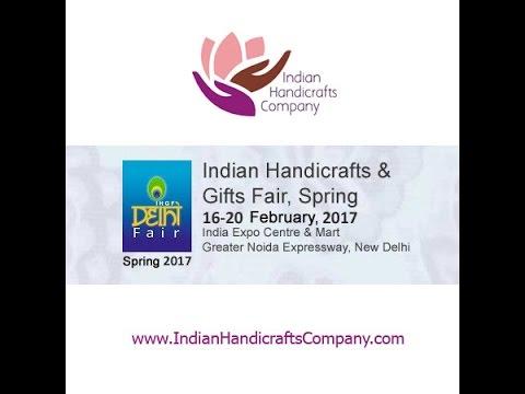 Indian Handicrafts Company Ihgf Delhi Fair Spring 2017 16 20