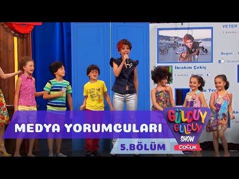 Güldüy Güldüy Show Çocuk 5.Bölüm - Sosyal Medya Yorumcuları