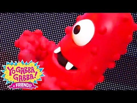 Yo Gabba Gabba! Family Fun - YO GABBA GABBA Family Games | Kids Songs | DJ LANCE ROCK | BABY SONG