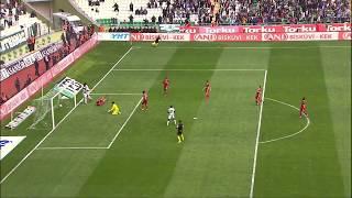 Atiker Konyaspor 5 - 0 DG Sivasspor #Özet