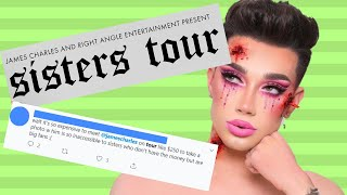 Fans are upset over James Charles&#39  Greed