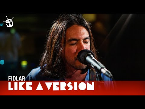 FIDLAR - 'By Myself' (live For Like A Version)
