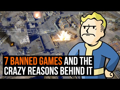 7 banned games and the crazy reasons behind it