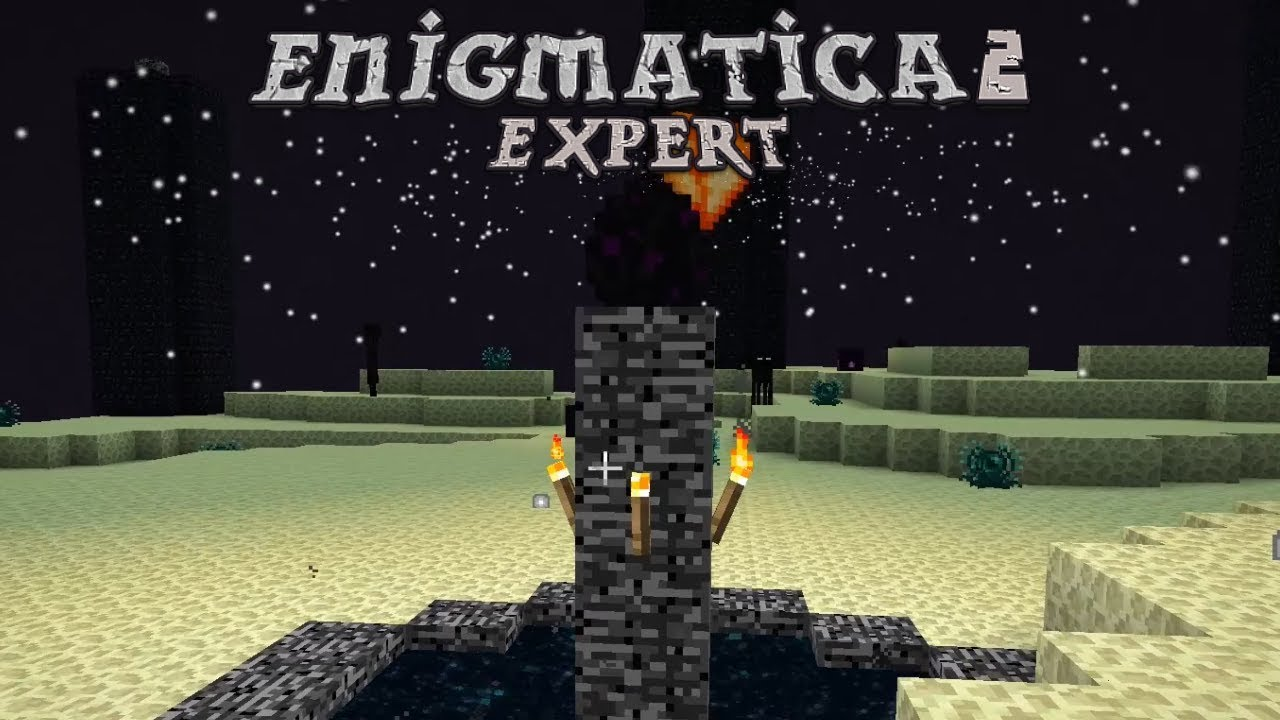 Enigmatica 2 Expert - FREE THE END [E31] (Modded Minecraft)