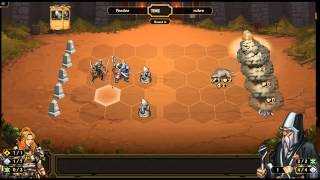 First Look At Scrolls #14: 2 Pvp Matches W/tricolor Deck: Let's Play   Mojang Scrolls Game