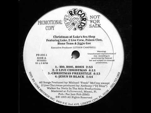 Luke - 2 Live Christmas (1994, Miami FL)