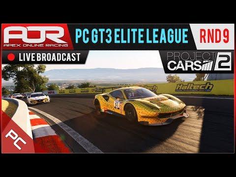 Project CARS 2 - AOR PC GT3 Elite League - Season 9 - Round 9 - Bathurst