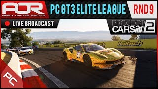 Project CARS 2 - AOR PC GT3 Elite League - Season 9 - Round 9 - Bathurst