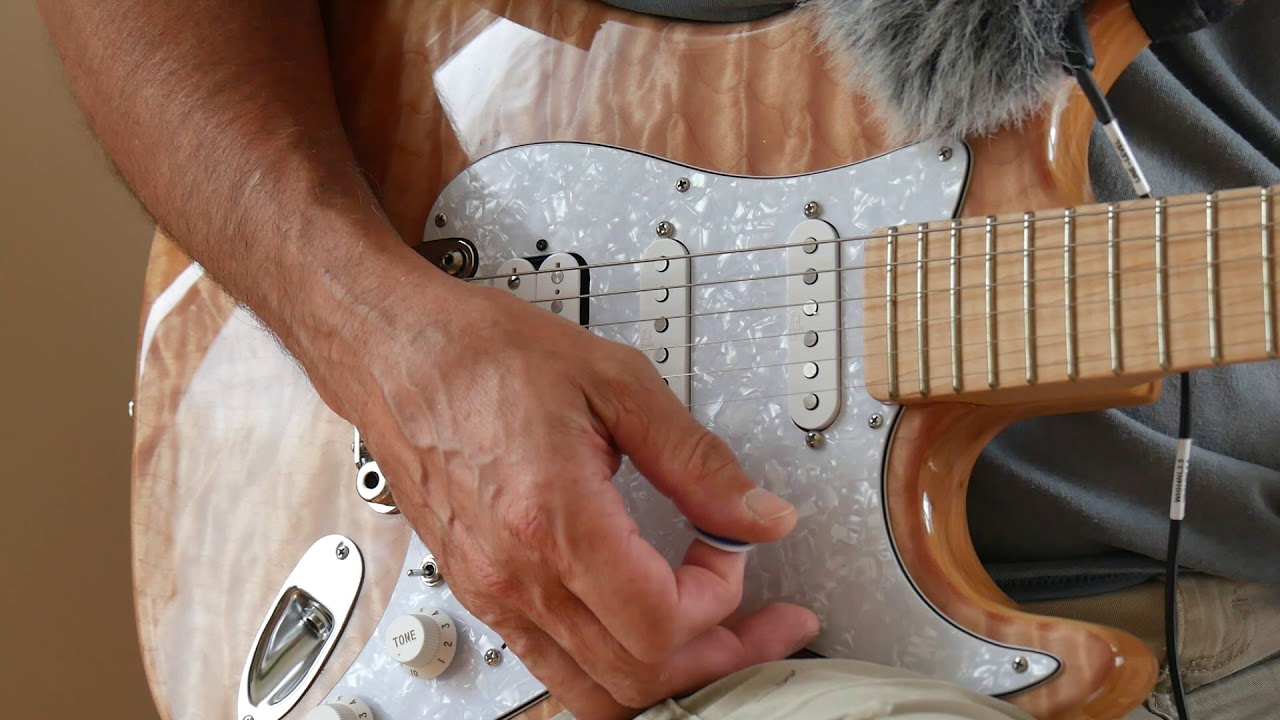 Decked vs Blocked on a 2 point tremolo bridge Stratocaster or Legacy
